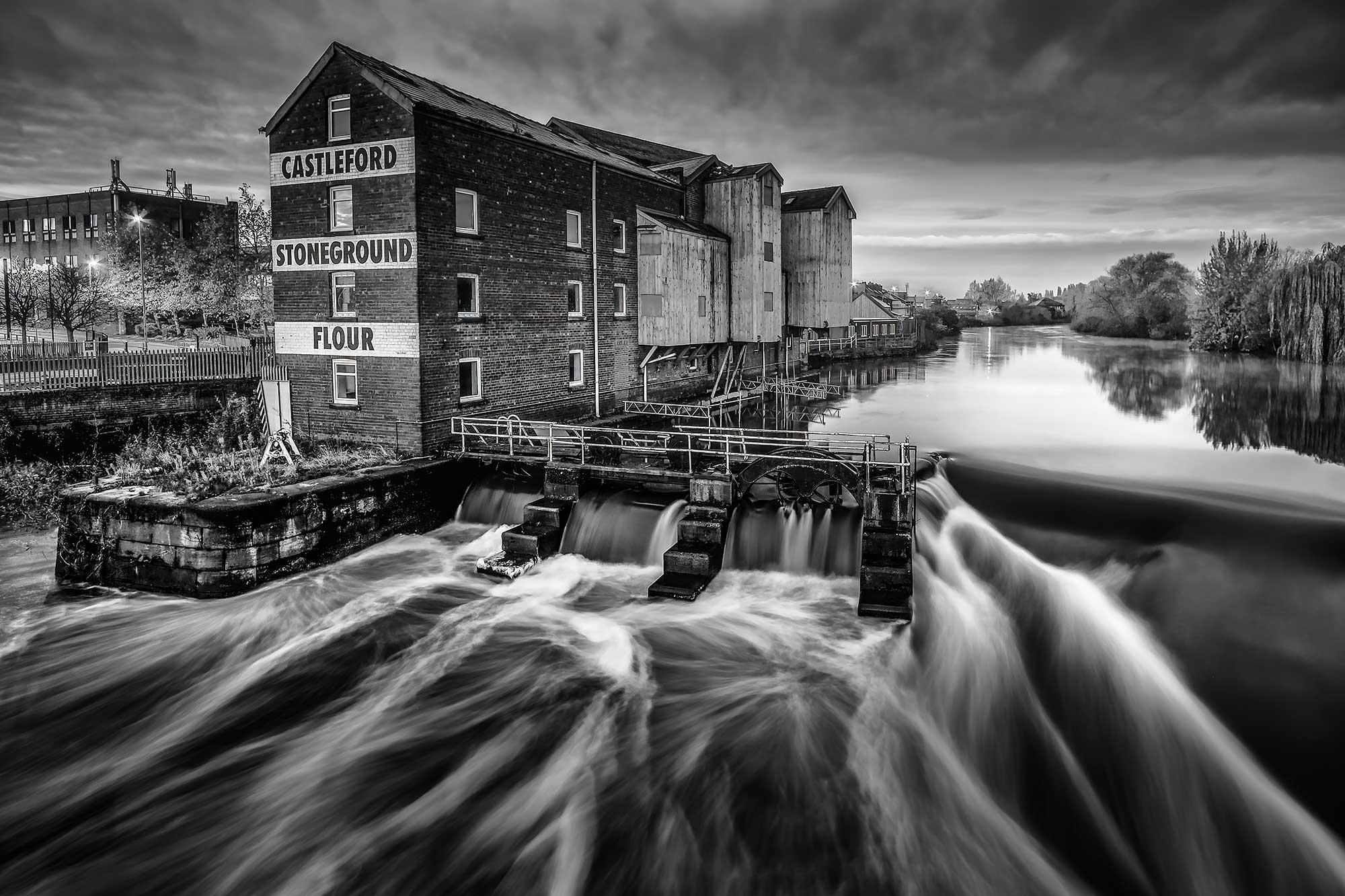 Castleford Flour Mill