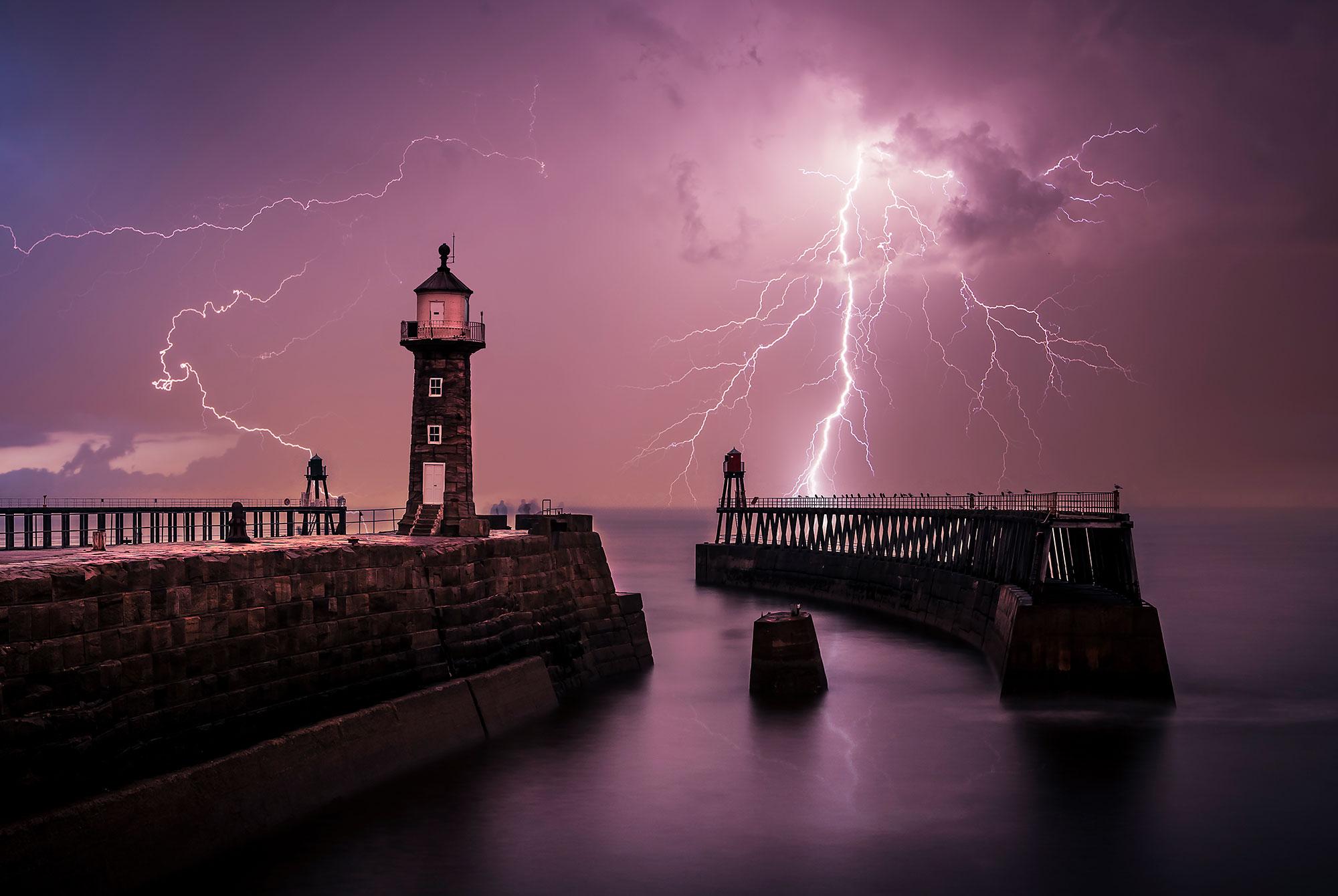 Whitby Lightning