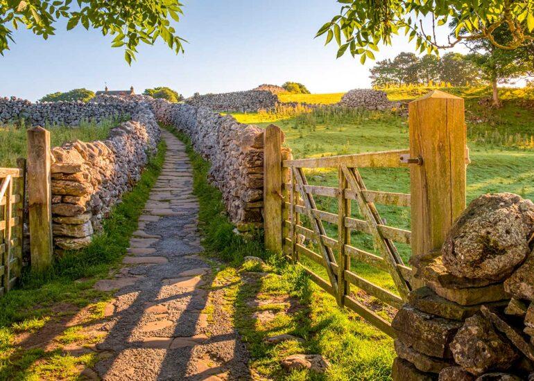Yorkshire Dales Gate Grassington